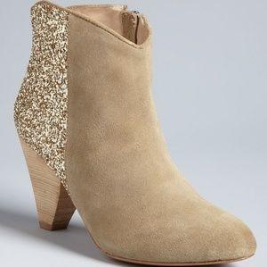 Matt Bernson Glitter ankle boot